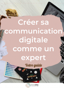 pre inscription communciation digitale AnneCha Consulting